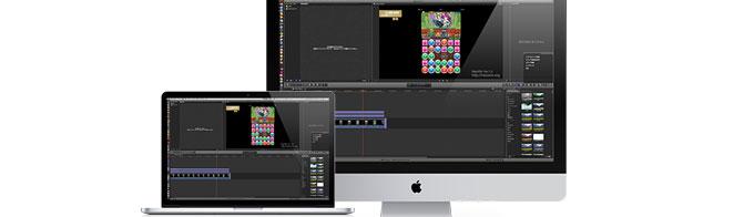 iMacを外部ディスプレイとして使用できるターゲットディスプレイモードの注意点など。[Mac]